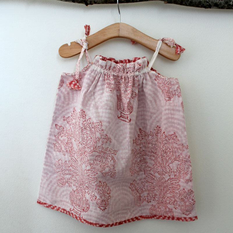 Mimo pink top