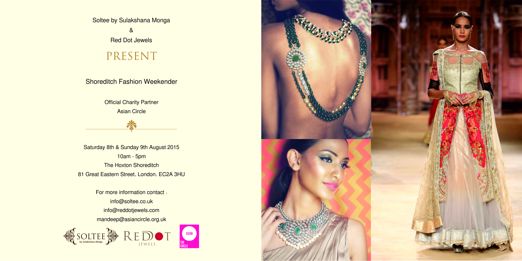 asian fashion jewellery blog shoreditch fashion weekender