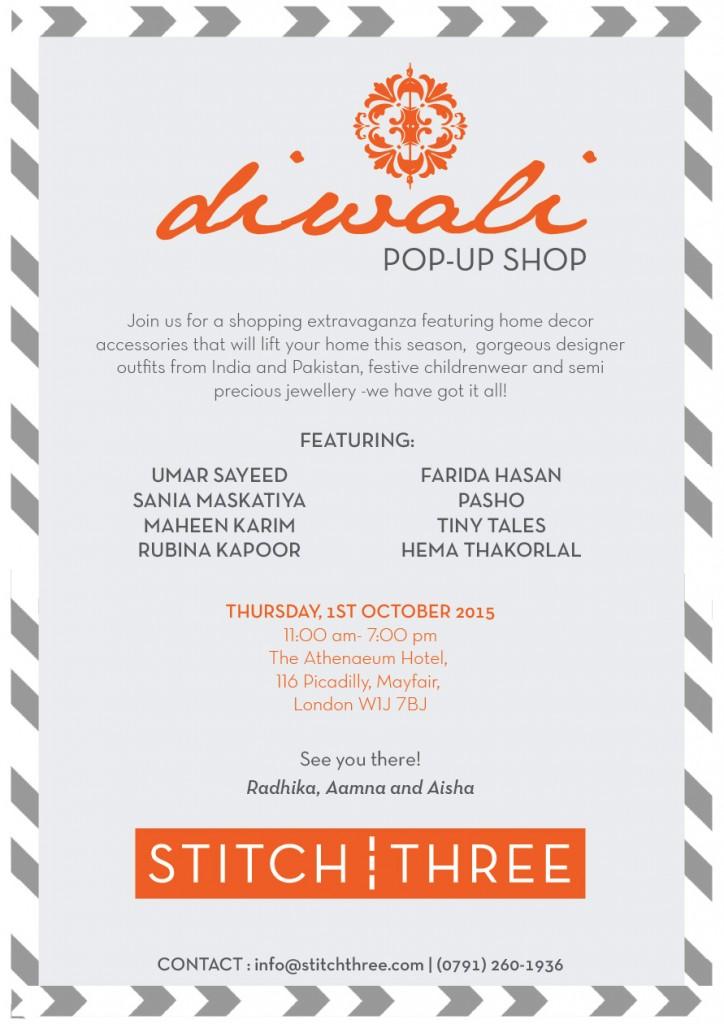 Indian Asian Fashion Blog UK diwlai trubk show