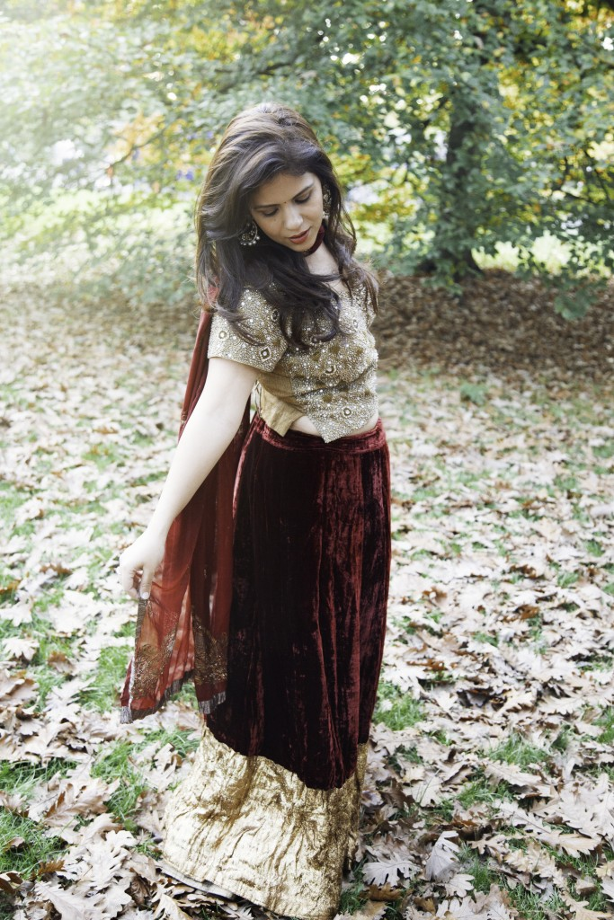 Indian fashion asian fashion blogger uk