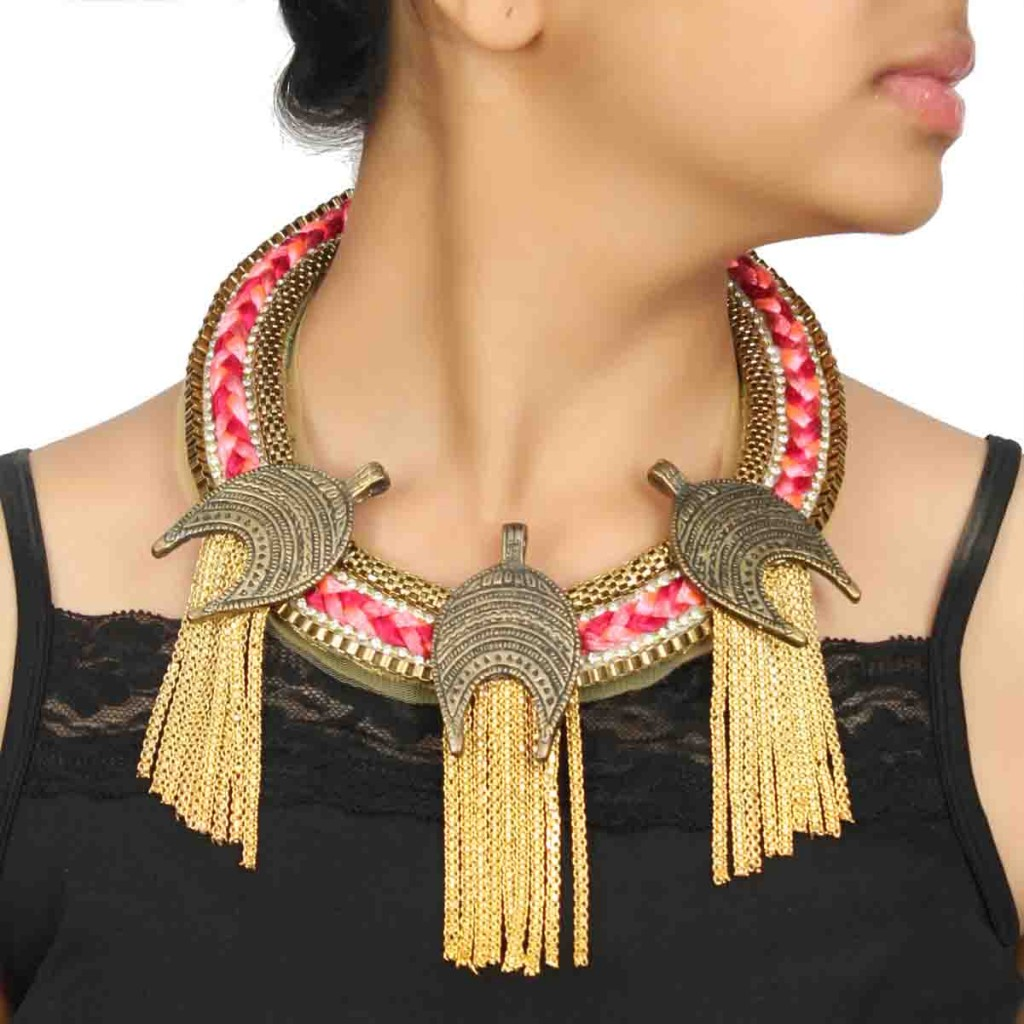Aditi Amin - S9 Muses necklace - 1