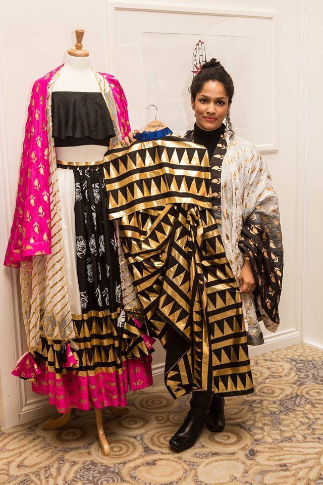 asian wedding fashion blog masaba gupta