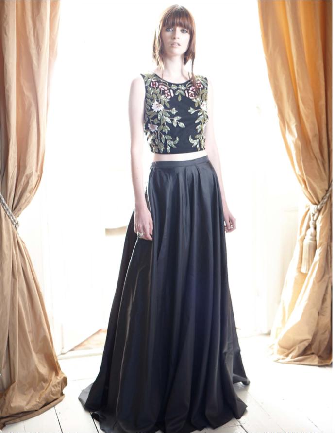 Raishma house of fraser john lewis asian fashion blog uk