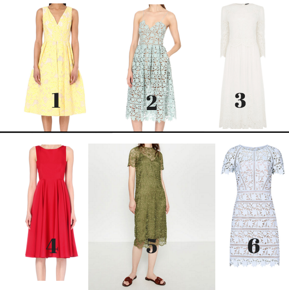 wedding guest outfits dresses summer wedding ides highstreet blog
