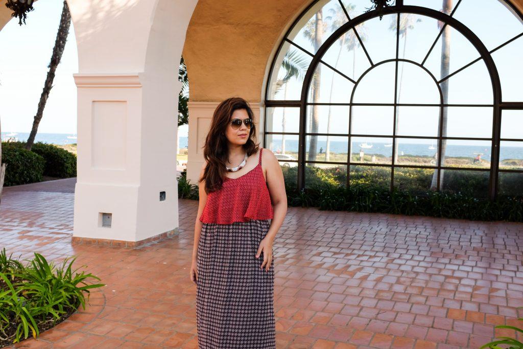 Indian asian fashion blogger London