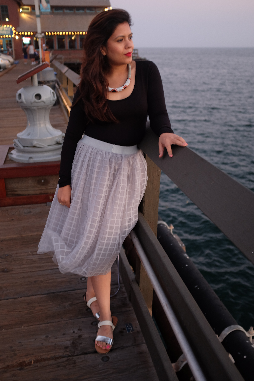 Indian fashion blogger london