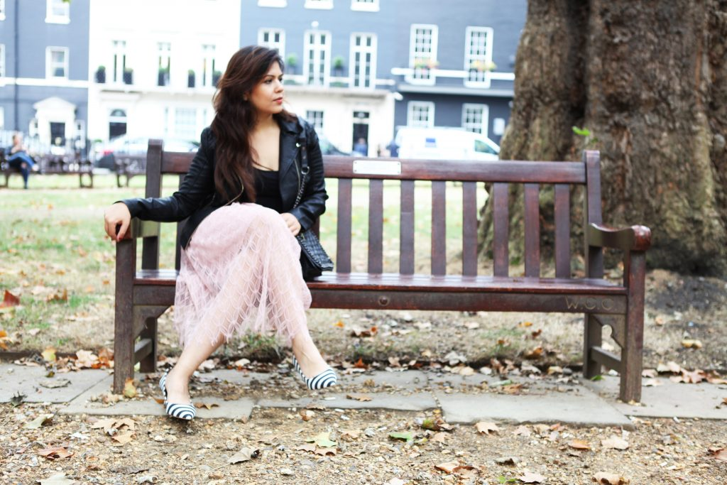Asian fashion blogger stylist London UK