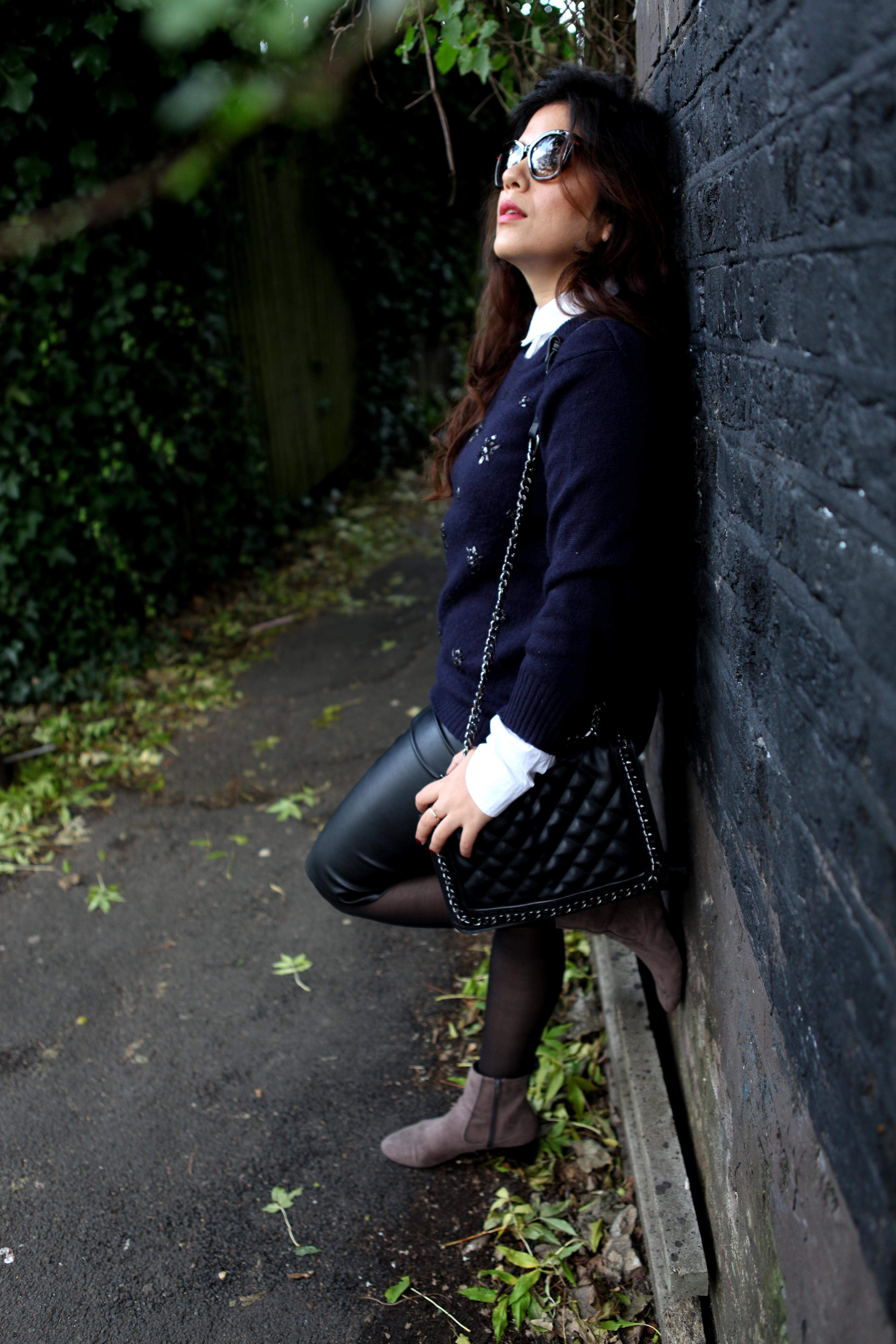 asian fashion blogger uk london
