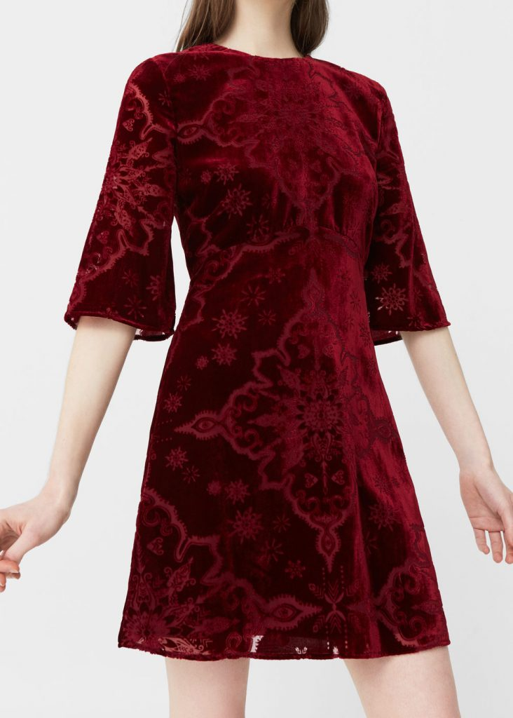 velvet-dress-asian-fashion-party-blog