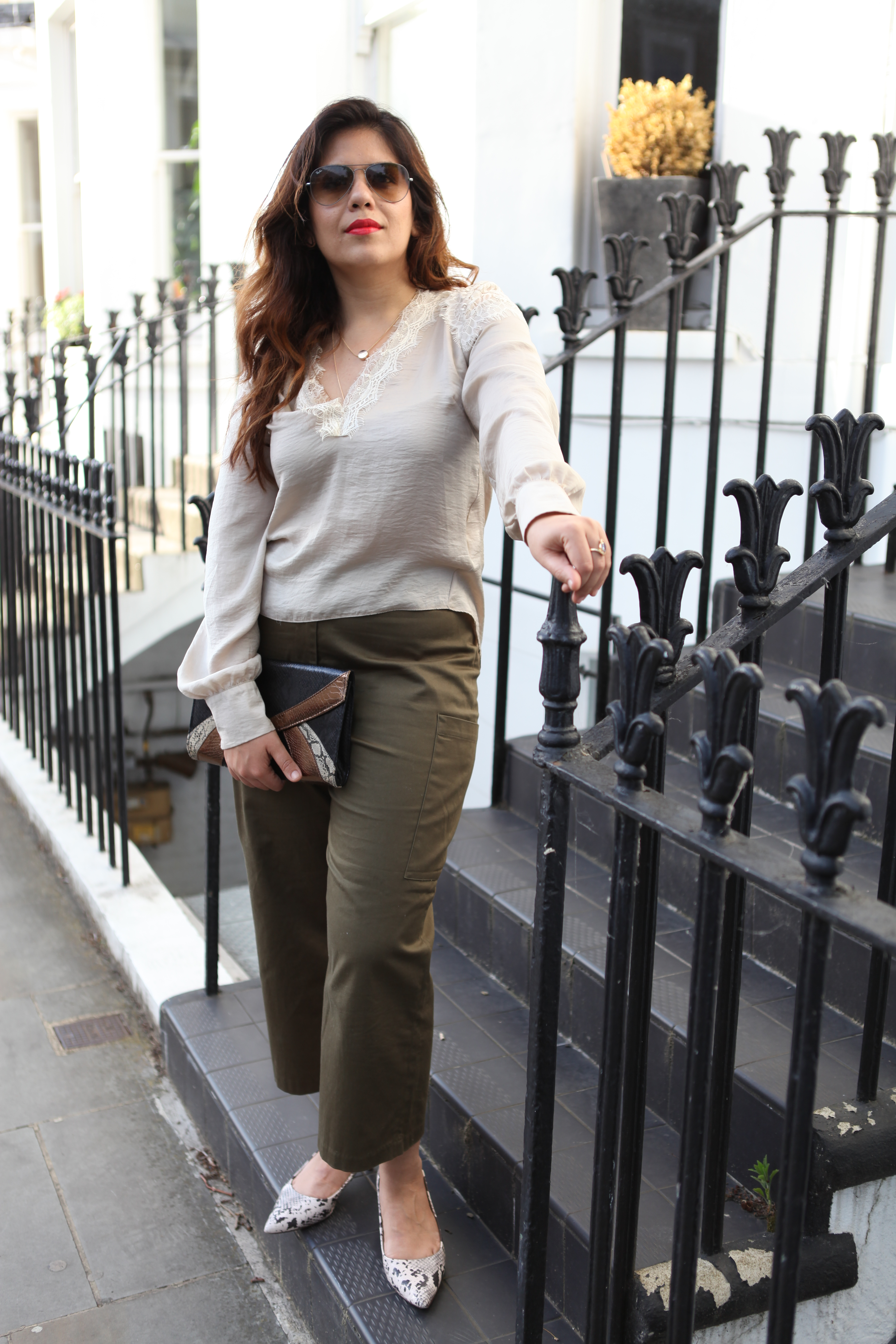 Indian fashion blog fashion blogger UK | The Red Notebook