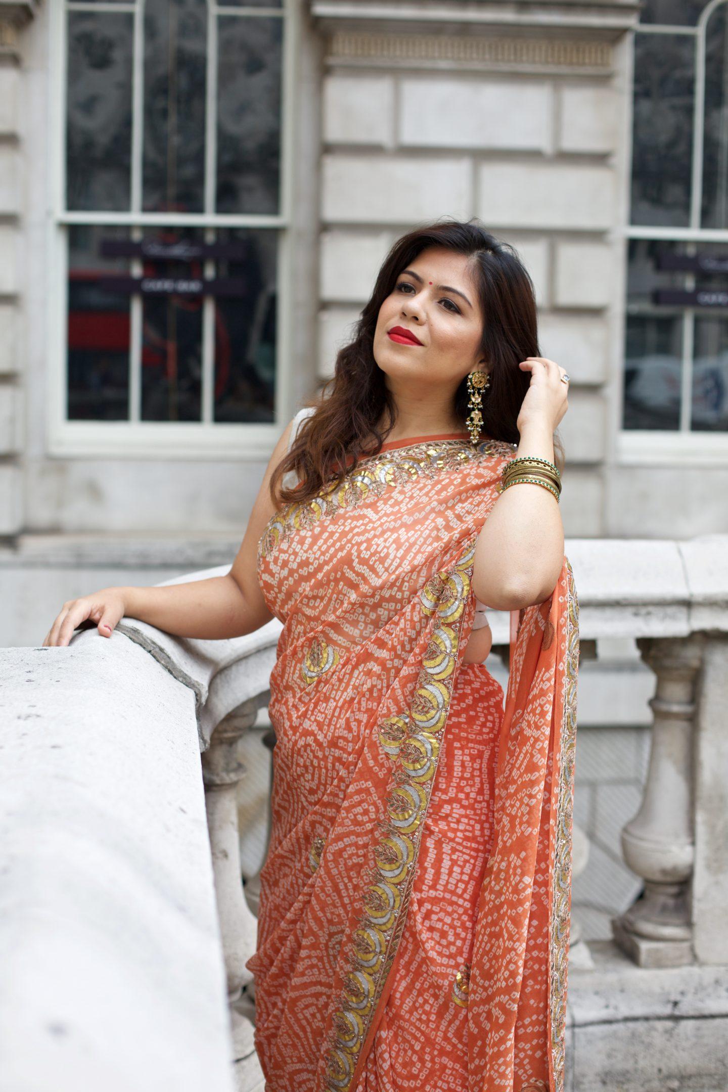 Indian fashion blog blogger Uk London Diwlai fashion